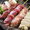 博多一番どり 居食家 あらい - 料理写真:串ネタの大きさも自慢!鶏好きの心を奪う。