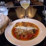 レジドア - 真鯛のポワレ 南仏野菜トマト煮