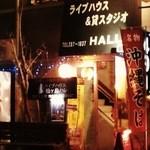 ライブハウス鶴ヶ島ハレ - 外観