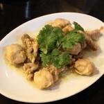 チョップスティックス - 鶏肉のレモングラス焼き(450円)