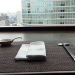 チャイナシャドー - テーブルセット