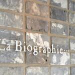 ラ・ビオグラフィ