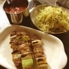 やきとり子虎 - 料理写真:東松山名物、味噌だれカシラ! この街に生まれて良かった