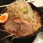 麺屋 荒井 - 荒井らーめん野菜大盛り *\(^o^)/*