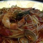 貴族の森 - 海から来たスパゲッティ