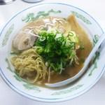 天虹 - コッテリラーメン