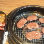 ぎんじ - 食べ放題ランチ  2013年3月