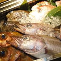 旬のお魚を食べる!