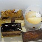 パティスリー リョーコ - ケーキ+フィナンシェ 計1490円
