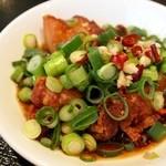 蘭亭 - 蘭亭定食 酢豚