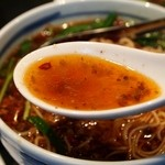蘭亭 - 台湾ラーメン スープ