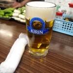いこい - 生ビール