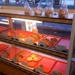 角田屋製パン - 昭和なトレーにパン達が