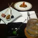 THE 日比谷 BAR - チャーム&マッカラン