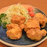 四海樓 - 鶏の唐揚げ