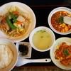 ドンシュー - 料理写真:日替わりランチ・デラックス