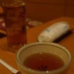銀座 ハゲ天 - お茶とウーロン