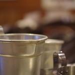 湯どうふごん兵衛 - お燗用のチロリ