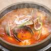 焼肉 伽耶 - 料理写真:スンドゥブチゲ