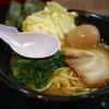 らあめん 万咲 - 料理写真:豚骨醤油~味玉トッピング~☆