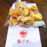 鯛プチ - たい焼き