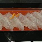 かの川 - 旬のさくら鯛