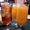 ビストロイグレック - ドリンク写真:オレンジジュース、烏龍茶 400円