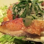 マギーズ - 2013.2.13 鶏の塩焼き・リフト