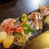 海鮮居酒屋 一の星 - 料理写真:おまかせ刺身2点盛り(888円)