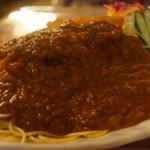 仙中里 - カツスパゲティ