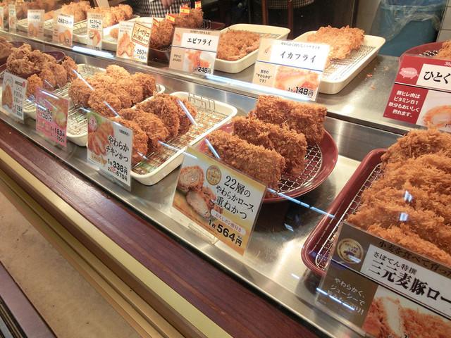 とんかつ新宿さぼてんデリカ 倉敷店 - 倉敷/とんかつ [食べログ]