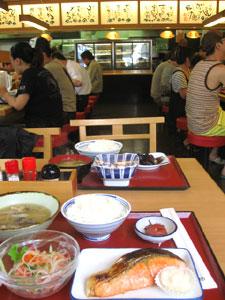 神戸ジェームス山食堂