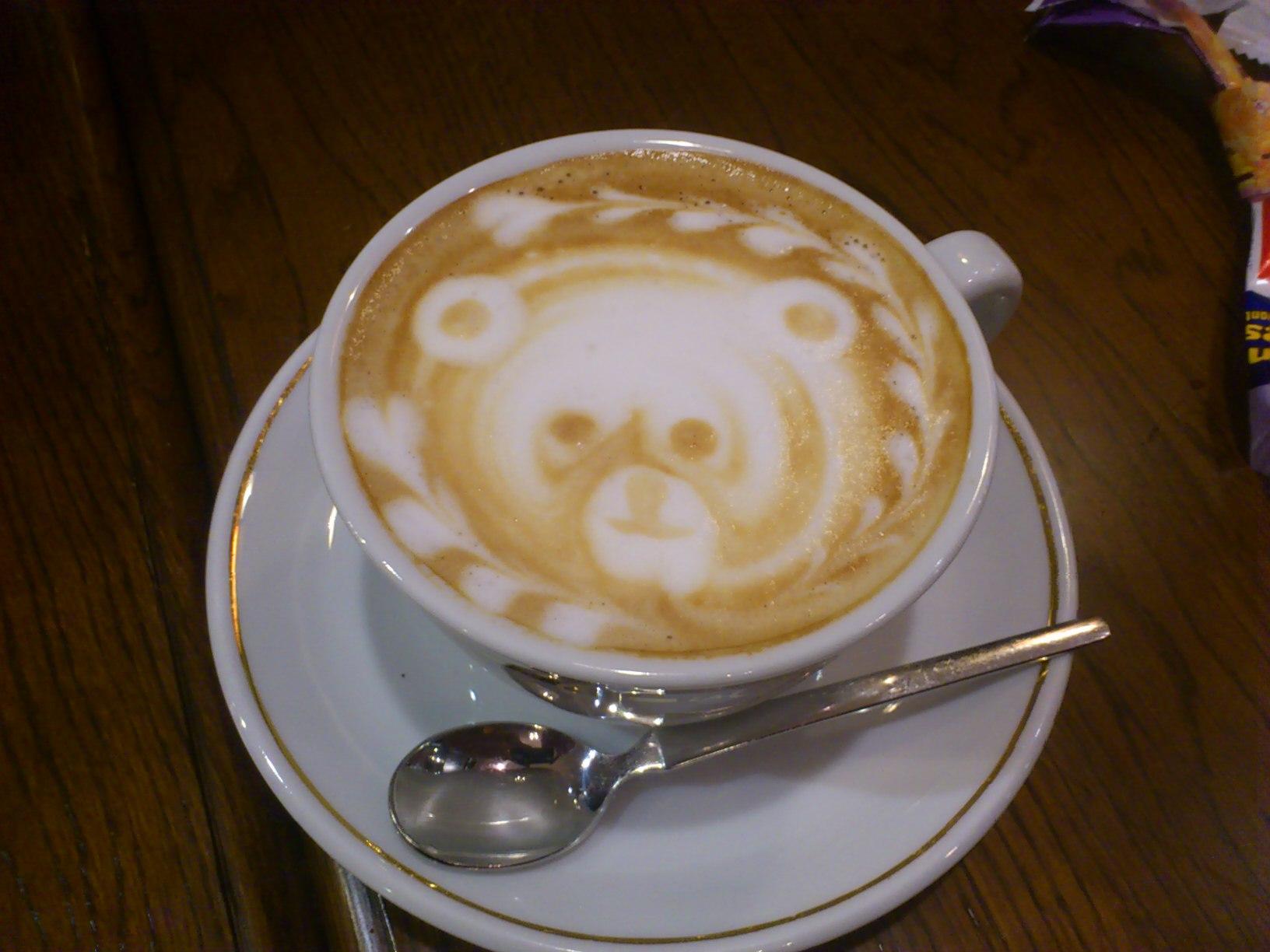 コーヒーアンドバールポット