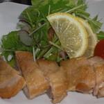 さくら亭 - 国産鶏の岩塩焼
