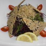 さくら亭 - 海藻とカリカリジャコのサラダ