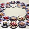 寿司本家 - 料理写真:各種 寿司ネタございます。