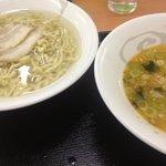 麺屋酒田inほなみ - 味噌つけ麺