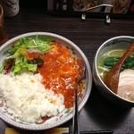 五味五香 - ご飯もの嬉しい再開!!新メニューエビチリライス
