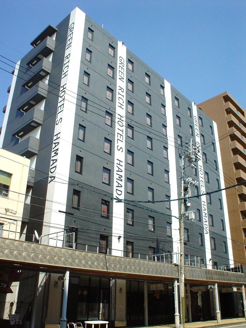 グリーンリッチホテル 浜田駅前