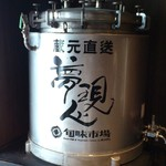 旬味市場 - 旬味市場 葛西店 滋賀県東近江市 喜多酒造の日本酒 夢現人