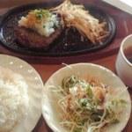 ふらんす亭 - 和風ハンバーグステーキ定食