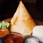 南インド料理ダクシン - ドーサランチ