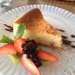 ル サンジュウイチ - ベイクドチーズケーキ