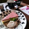 アンティカ - 料理写真:ケーキセット