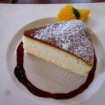オンロード - スフレチーズケーキ!