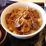 吉田家 - 870(はなわ)丼