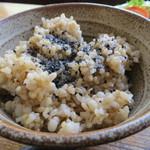 アサンテ・サーナ - モチモチな玄米ごはん