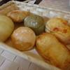 イル カフェ・モリタ - 料理写真:ランチのパン