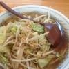 多菜加 - 料理写真:野菜ラーメン
