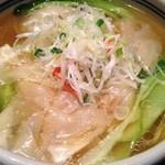 18013302 - 海老ワンタン麺